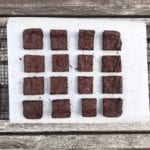 Gluten Free Chocolate Peanut Butter Brownies