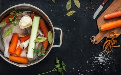 Quick & Easy Paleo Chicken Soup